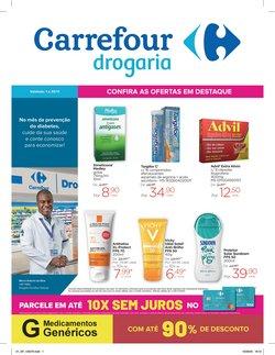 Catálogo Drogarias Carrefour ( Vence hoje )