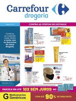 Ofertas Farmácias e Drogarias no catálogo Drogarias Carrefour em Juiz de Fora ( 5 dias mais )