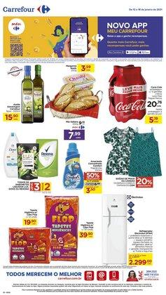 Catálogo Drogarias Carrefour ( 3 dias mais )