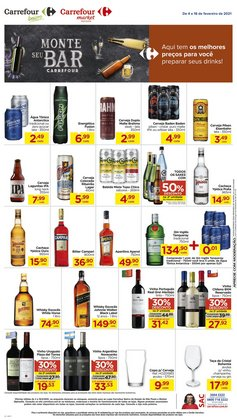 Catálogo Drogarias Carrefour em Brasília ( Vencido )