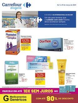 Catálogo Drogarias Carrefour ( 24 dias mais )