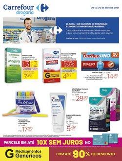 Ofertas Farmácias e Drogarias no catálogo Drogarias Carrefour em Taguatinga ( 12 dias mais )