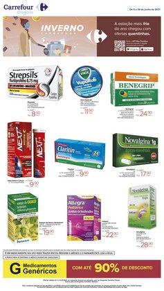 Ofertas de Farmácias e Drogarias no catálogo Drogarias Carrefour (  6 dias mais)
