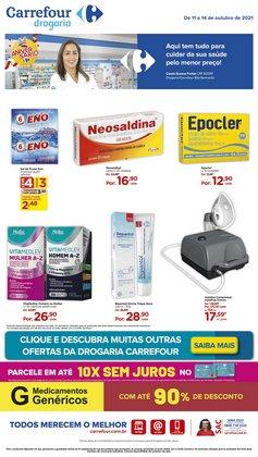 Ofertas de Drogarias Carrefour no catálogo Drogarias Carrefour (  Vencido)