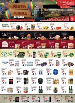 Ofertas de Supermercados no catálogo Super Luna (  Publicado hoje)