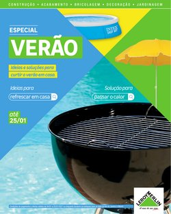 Ofertas Material de Construção no catálogo Leroy Merlin em Itaboraí ( 6 dias mais )