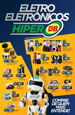 Catálogo DB Supermercados ( 4 dias mais )