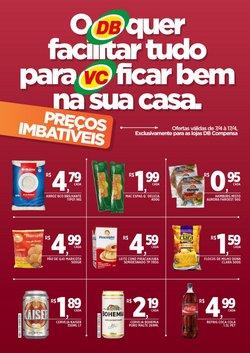 Catálogo DB Supermercados ( 2 dias mais )