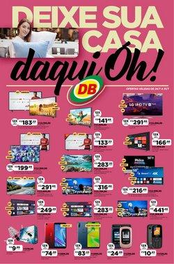 Ofertas de Casa e Decoração no catálogo DB Supermercados (  3 dias mais)