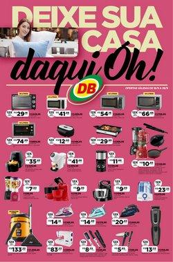 Ofertas de Tecnologia e Eletrônicos no catálogo DB Supermercados (  7 dias mais)