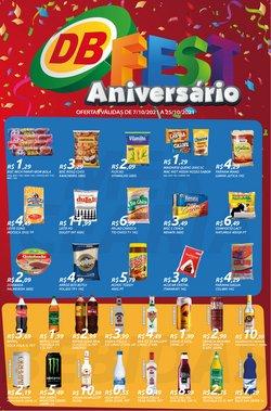 Ofertas de DB Supermercados no catálogo DB Supermercados (  Válido até amanhã)