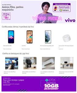 Ofertas Tecnologia e Eletrônicos no catálogo Vivo ( 22 dias mais )