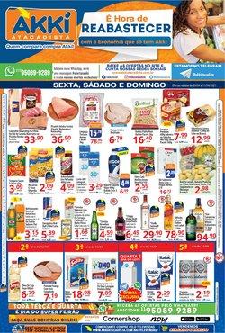 Ofertas Supermercados no catálogo Akki Atacadista em Osasco ( Publicado ontem )