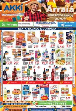 Ofertas de Supermercados no catálogo Akki Atacadista (  Válido até amanhã)