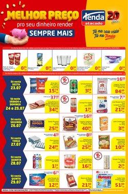 Ofertas de Supermercados no catálogo Tenda Atacado (  4 dias mais)