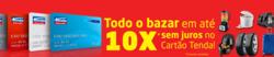 Promoção de Tenda Atacado no folheto de São Paulo