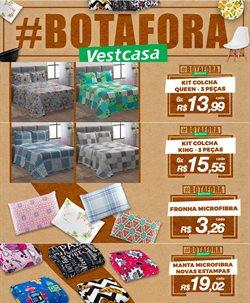 Catálogo Vest Casa em São Paulo ( Vencido )
