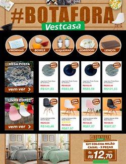 Ofertas Casa e Decoração no catálogo Vest Casa em Nova Iguaçu ( 2 dias mais )