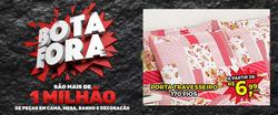 Promoção de Vest Casa no folheto de São Paulo