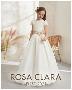 Ofertas de Roupa, Sapatos e Acessórios no catálogo Rosa Clará (  27 dias mais)