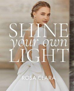 Ofertas de Rosa Clará no catálogo Rosa Clará (  27 dias mais)