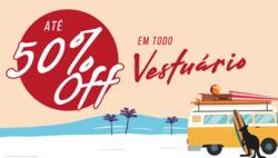 Promoção de Sidewalk no folheto de São Paulo