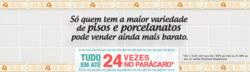 Promoção de Armazém Pará no folheto de Natal