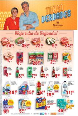 Catálogo Supermercados Mundial ( Vencido )