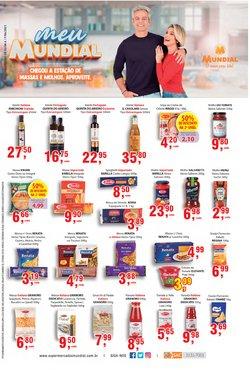 Catálogo Supermercados Mundial (  3 dias mais)