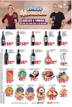 Catálogo Supermercados Mundial (  4 dias mais)