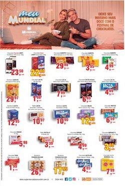 Catálogo Supermercados Mundial (  Publicado ontem)