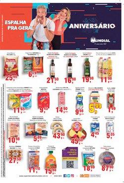 Catálogo Supermercados Mundial (  10 dias mais)