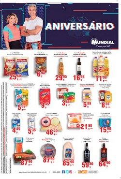 Ofertas de Supermercados no catálogo Supermercados Mundial (  Válido até amanhã)