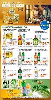 Ofertas Supermercados no catálogo Prezunic em São Gonçalo ( Válido até amanhã )
