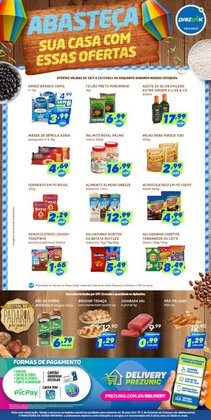 Ofertas de Prezunic no catálogo Prezunic (  2 dias mais)