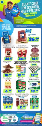 Ofertas de Supermercados no catálogo Prezunic (  Válido até amanhã)
