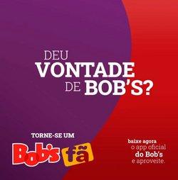 Catálogo Bob's ( Vencido )