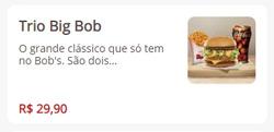 Cupom Bob's em Joinville ( 20 dias mais )
