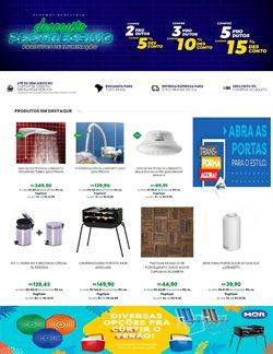 Ofertas Material de Construção no catálogo Redemac em Alvorada ( 4 dias mais )