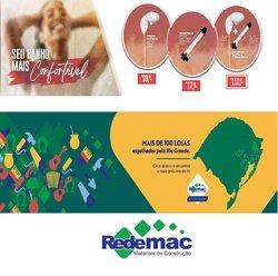 Ofertas de Redemac no catálogo Redemac (  2 dias mais)