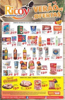 Ofertas de Manteiga em Ricoy Supermercados