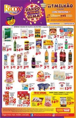 Catálogo Ricoy Supermercados ( Válido até amanhã )