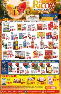 Catálogo Ricoy Supermercados (  Publicado hoje)