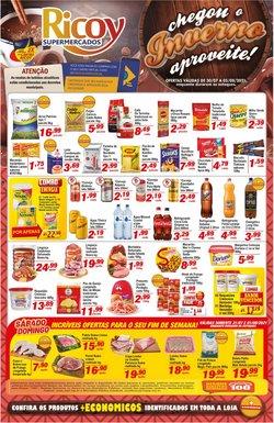 Catálogo Ricoy Supermercados (  Publicado ontem)