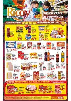 Ofertas de Supermercados no catálogo Ricoy Supermercados (  Vence hoje)