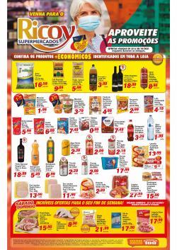 Catálogo Ricoy Supermercados (  4 dias mais)