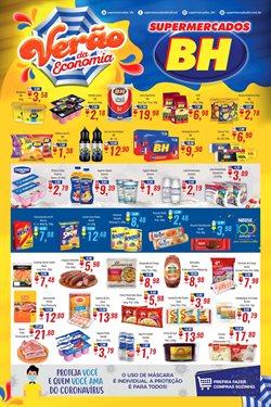 Catálogo Supermercados BH em Juiz de Fora ( Vencido )