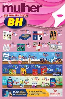 Catálogo Supermercados BH ( Publicado ontem )