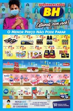 Catálogo Supermercados BH ( 4 dias mais )
