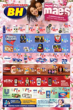 Catálogo Supermercados BH (  7 dias mais)